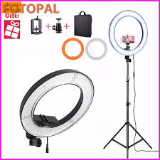 circle light for video fotopal 55w 5500k daylight led ring light l for photography