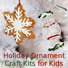 ornament craft kits for