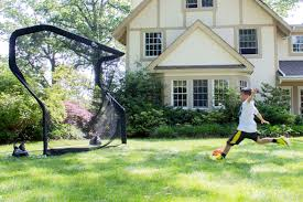 pro series soccer net practice soccer net that automatically