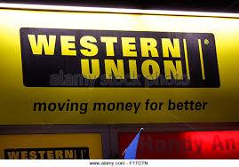 Western Union Stock Photos Western Union Stock Images Alamy Bureau Western Union