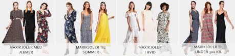 maxi kjoler maxikjole find flotte maxikjoler på udsalg hos katoni dk