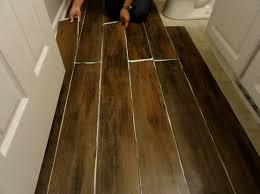 How To Install Vinyl Flooring In A Bathroom How To Install Vinyl Plank Flooring In Bathroom Thefloors Co