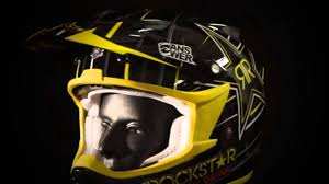 rockstar motocross gear 2013 answer comet motocross helmets rockstar v youtube