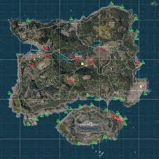 pubg map loot pubg map the best loot locations for playerunknown s