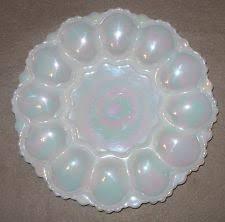 white deviled egg plate deviled egg plate ebay