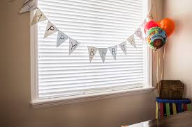 do it yourself divas diy birthday banner