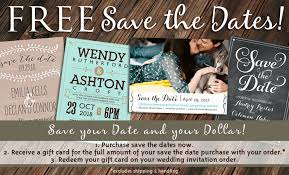 Save The Date Cards Free Save The Date Wedding Invitations U2013 Gangcraft Net