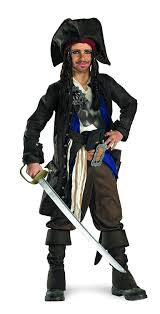halloween costumes for 18 month old boy amazon com disney pirates of the caribbean captain jack sparrow