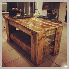 rustic kitchen islands and carts rustic kitchen island places and spaces rustic