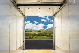 Pro Overhead Door by Wabash Commercial Trailer Products Innovations Maxclearance