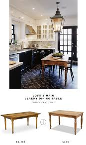 vermont farm table reclaimed piedmont table copycatchic