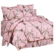 amusing realtree pink camo bed set charming interior decor home