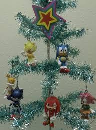 sonic the hedgehog set of 7 tree