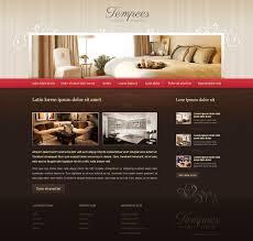 interior design psd web template tempees com