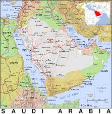 Dubai Map Of Middle East by Sa Saudi Arabia Public Domain Maps By Pat The Free Open