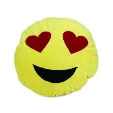 smiley bureau mignon emoji smiley émoticon visage oreiller coussin en forme de