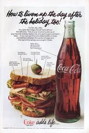 the day after thanksgiving leftovers coca cola bottling company