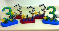 toy story centerpieces made by barbie balboa toy story party
