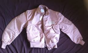 is this the worst color flight jacket ever tan gold cwu 36 p