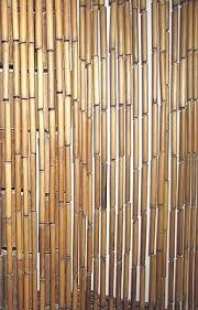 Bamboo Door Curtains Painted Bamboo Door Curtain Bamboo Curtain Window Wall