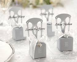 kate aspen wedding favors kate aspen miniature silver chair favor box wedding decoration