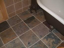 bathroom flooring slate tile bathroom floor home design ideas