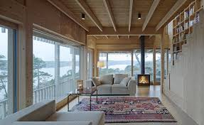 villa moelven is a surprising swedish home inspired by the