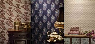 Exquisite Home Decor Luxury Home Decor Sabyasachi Designs Wallpapers For Asian Paints