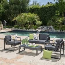 Discount Patio Furniture Houston Tx by Aluminum Patio Furniture Shop The Best Outdoor Seating U0026 Dining