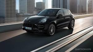 first porsche car porsche cars news 2014 porsche macan suv first photos
