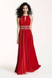 Red Wedding Dresses Red Prom Dresses Long U0026 Short Lengths David U0027s Bridal