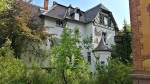Taunus Klinik Bad Nauheim Seit 30 Jahren Unbewohnt Die Verlassene Urologen Villa