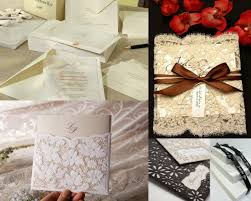 fantastic ideas and steps for making diy wedding invitations