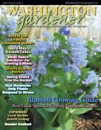parkfairfax native plant sale washington gardener magazne april 2015 by kathy j issuu