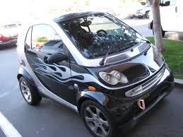 pattsart smart car humor