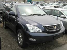 lexus harrier 2006 price used 2005 toyota harrier wallpapers 2 4l gasoline automatic
