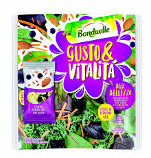 bonduelle si e social bonduelle lancia gusto vitalità nuova linea di insalate di iv gamma
