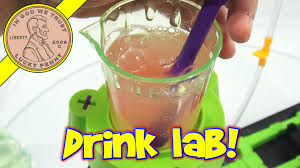 doctor dreadful demented drink lab looks gross tastes great