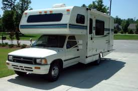 Motorhome Awning For Sale The Toyota Mini Motorhome A Quirky Rv With A Strong Following