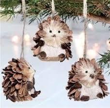 trendy pinecone ornaments ideas pictures ornament pine cone