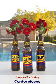Beer Centerpieces Ideas by 49 Best Retirement Party Images On Pinterest Beer Bottles