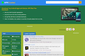 3 best free websites download apks for latest android apps