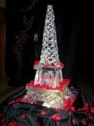 Eiffel Tower Centerpiece Ideas Wedding Decoration All About Wedding