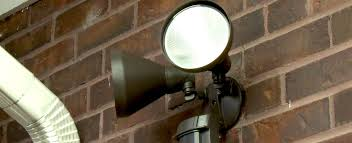 how to install security light how to install home security lighting canadian tire