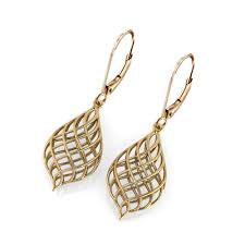 new fashion gold earrings earrings