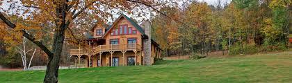 Jim Barna Model Home Barna Log Homes Of Pa Tunkhannock Pa Us 18657