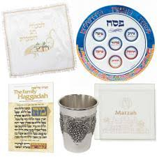 seder matzah passover gifts seder plates and matzah tray sets