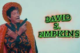 snl u0027 david s pumpkins makes his return as a rapper video