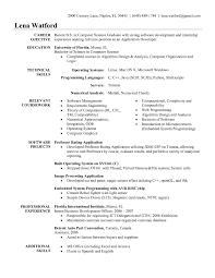 Job Winning Resume Examples Best Resume Software Template Resume Builder