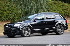 Audi Q7 Limo - gallery of audi q7 tdi